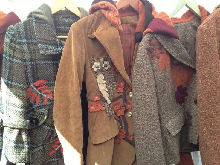 I want one so bad...bella sisters jackets