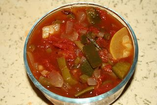 Daktari's Diner: Mexican-Inspired Vegetable Soup