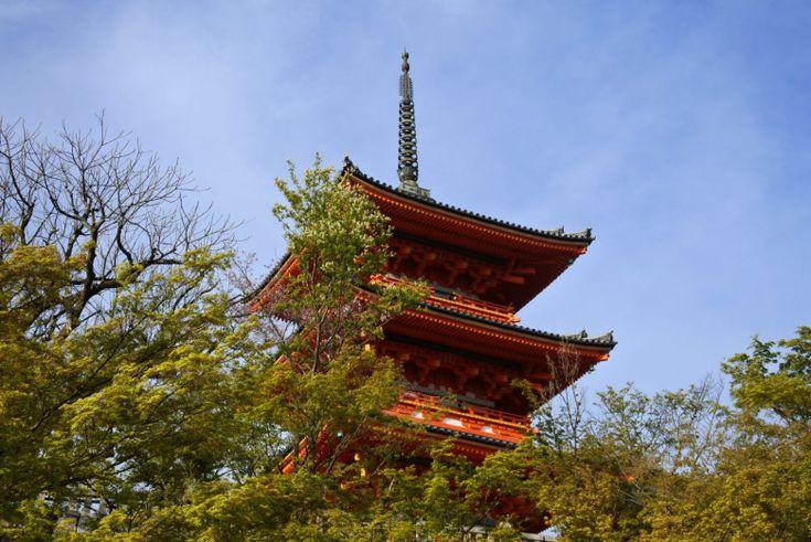 Kiyomizu-Dera, le temple de l'eau À la découv…