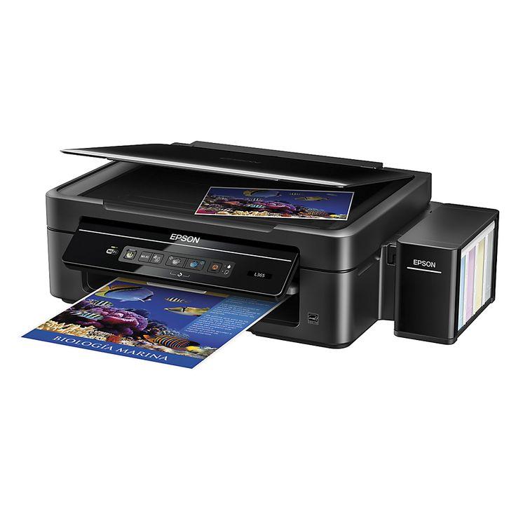 EPSON L365 printer/scaner