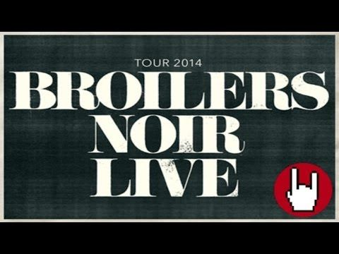 BROILERS NOIR LIVE - TOUR 2014 (Metal News) Broilers Concert Photos, Videos, Tickets and News | SuperGlued http://superglued.com/artist/index/40372-Broilers