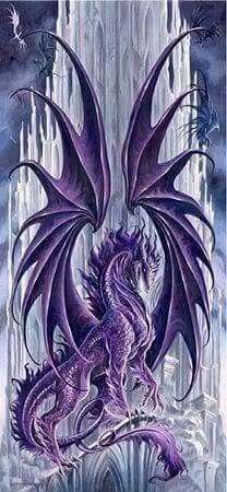#fantasyart #dragon