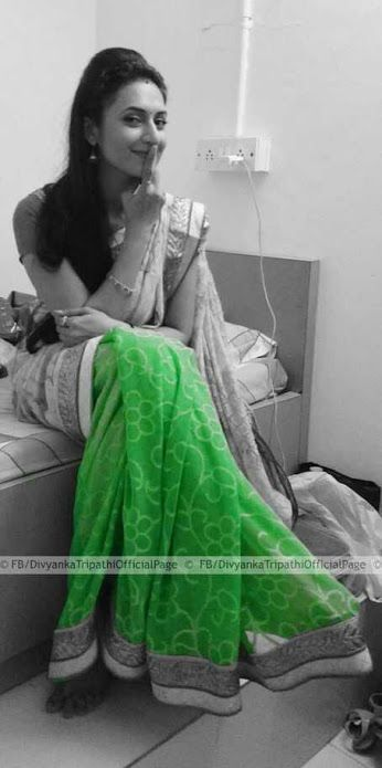 Divyanka Tripathi [DIVAN-yeh hai mohabbatein -]