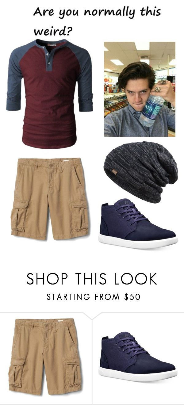 """""""Nathanial Barton's Reunion Outfit"""" by selah-leffew ❤ liked on Polyvore featuring Gap, GET LOST, Timberland, men's fashion and menswear"""