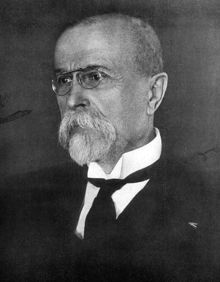 "1928 ♦ March 5 - Tomáš Garrigue Masaryk, Czechoslovak politician, sociologist and philosopher, who as an eager advocate of Czechoslovak independence during World War I became the founder and first President of Czechoslovakia, and thus referred to as ""President liberator""."