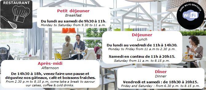 IKEA Caen - Restaurant, bistrot et épicerie - IKEA