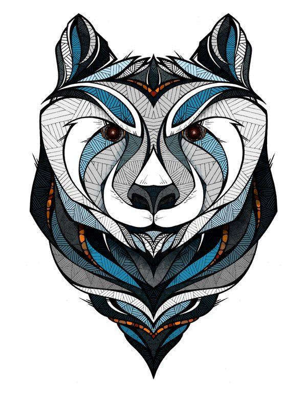 The Amazing Animals of Illustrator Andreas Preis