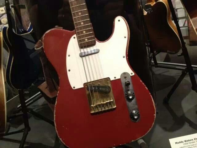 20 best fender telecaster muddy waters images on pinterest muddy waters blues music and jazz. Black Bedroom Furniture Sets. Home Design Ideas