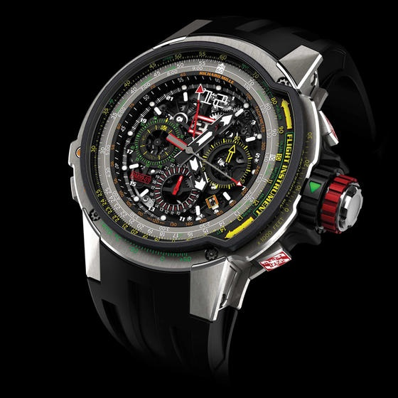 Richard Mille RM 39-01 Automatic Flyback Chronograph Aviation E6-B