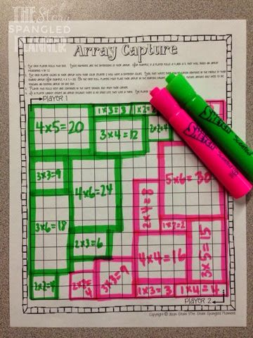 10 Multiplication Center Ideas