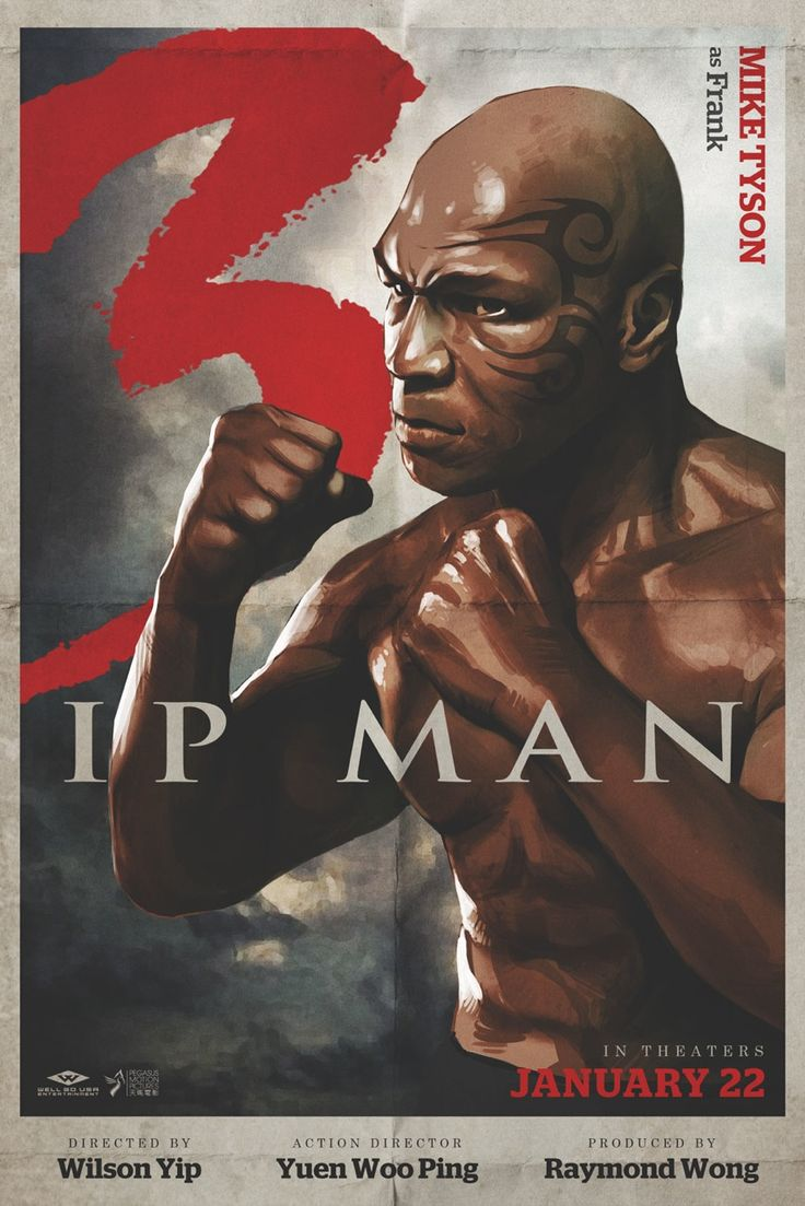 Six Character Posters For IP MAN 3, Including First Look at Bruce Lee's Character