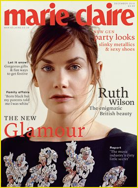 Ruth Wilson Tells 'Marie Claire UK' That She Thinks Marriage Is A 'Horrible Idea'!