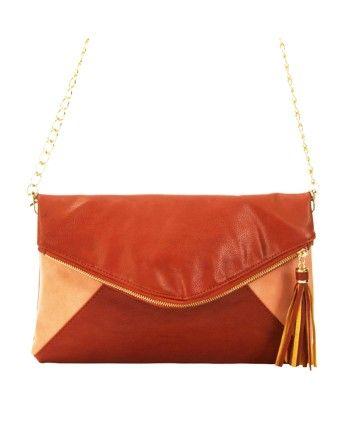 Tan Sling Bag #ohnineone