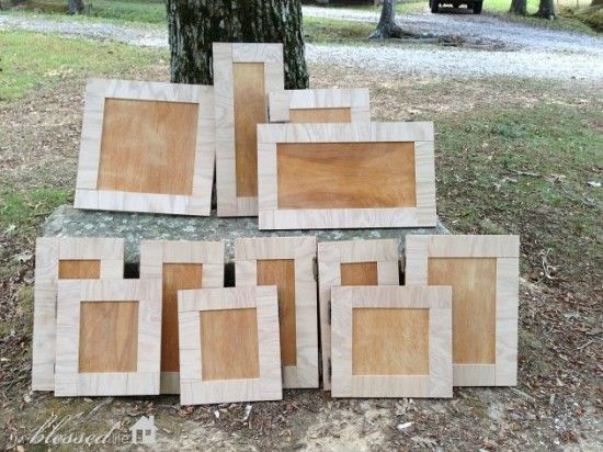Kitchen Reno 15 Cabinet Doors Framed With 1 4 Plywood Possible House Pinterest Hardware