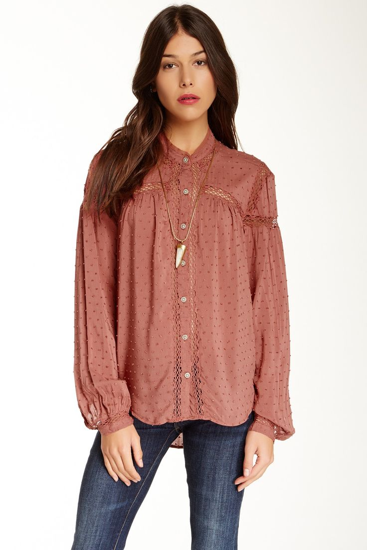 Free People | Free People Every Day Every Girl Blouse | Nordstrom Rack