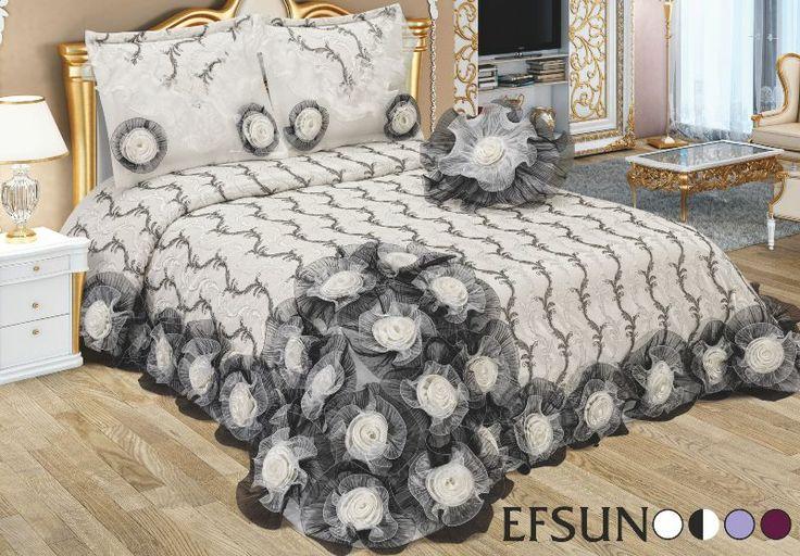 efsun yatak örtüsü modelleri