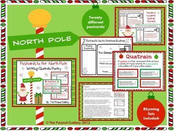 North Pole Map Postcards, Pack of 10 | Rifle Paper Co ... |North Pole Postcards