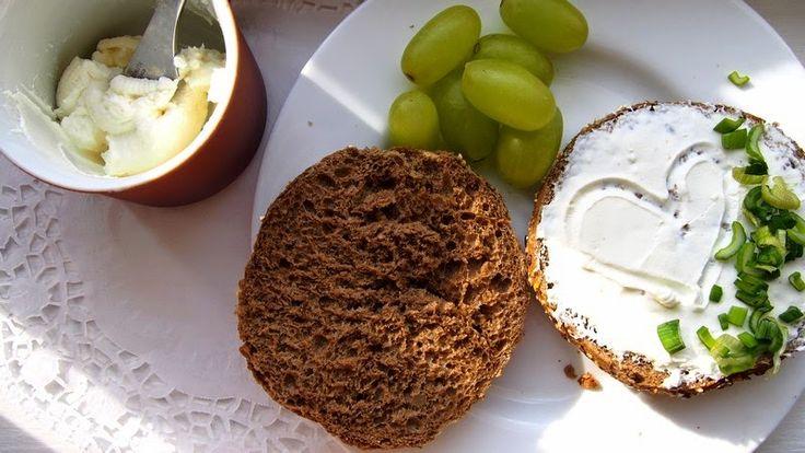 Domácí krémový sýr z jogurtu
