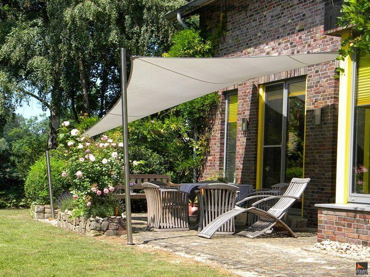 Best 20 sonnensegel terrasse ideas on pinterest sonnensegel terrassen berdachung - Balkon arbor ...