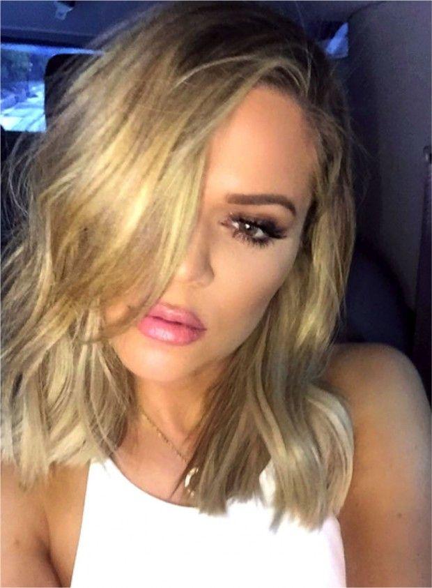 O Novo Corte De Cabelo (MéDio!) Da Khloe Kardashian