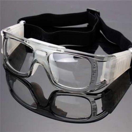 怪我防止のために、サッカー眼鏡を着用の方がどんどん多くなってきた。野球少年、サッカー少年は必見、大人用☆度付き対応レンズ付き♪ 保護スポーツ眼鏡サッカーバスケなどに おすすめ。常に更新!
