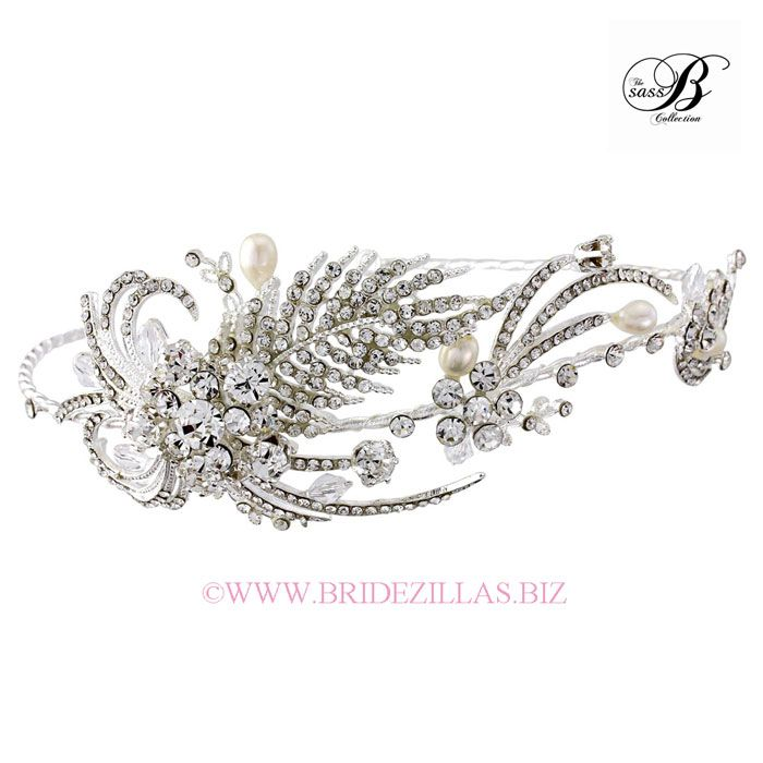 beehive hair styles 42 best bridal headbands images on bridal 6422