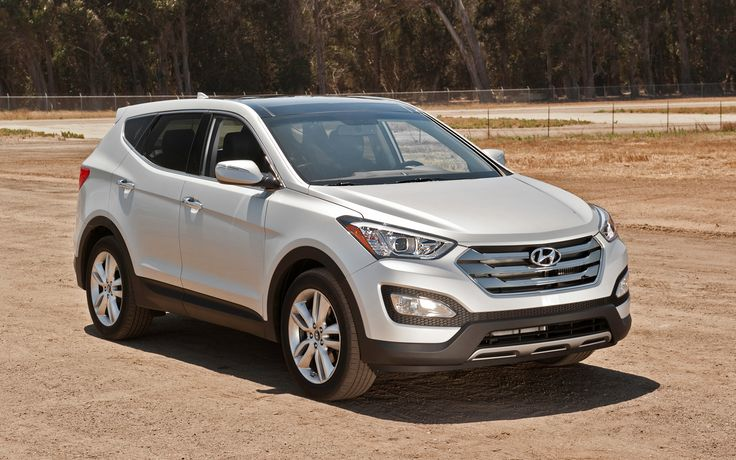 Review for Hyundai Santa Fe Sport SUV Good Car Image
