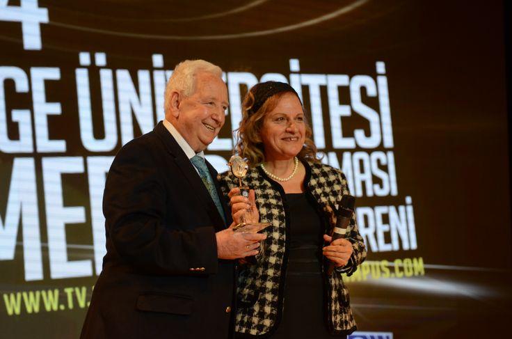 Yaşam Boyu Onur Ödülü : Tülay İlter
