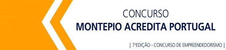 Concurso MONTEPIO ACREDITA PORTUGAL  EMPREENDEDORISMO Newsletter