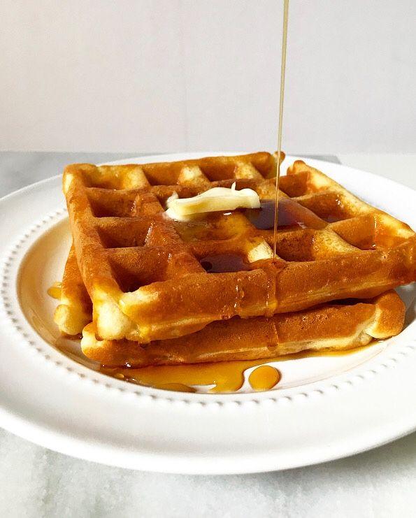 Wordpress Com Sour Cream Recipes Waffle Recipes Baking