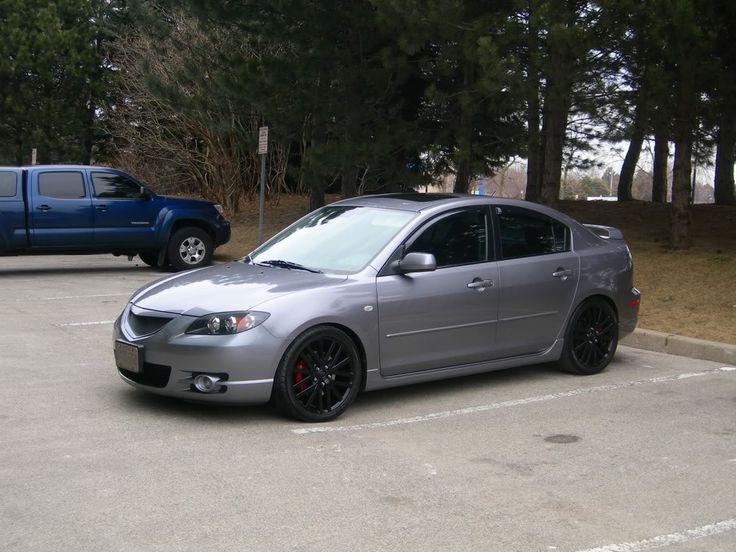 Mazda 3 rims | Thread: Speed6 rims on Mazda 3 Sedan