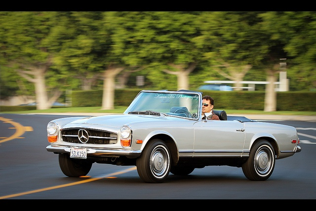 22 best oldtimers images on pinterest old school cars for Mercedes benz of irvine