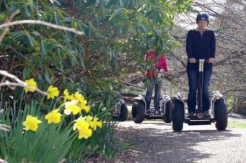 Fairmont Resort Blue Mountains: Segway Tour