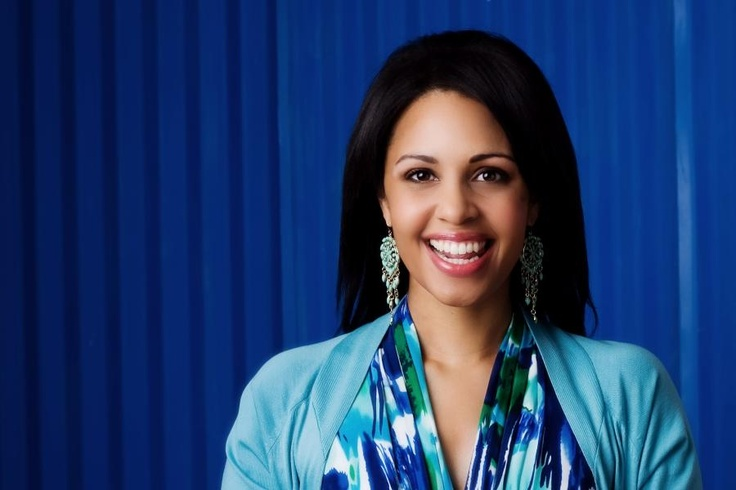 Co-host Adrienne Bankert (CBS morning news anchor Dallas/Fort Worth) guest on The Talk show 6-5-13