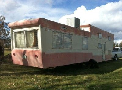 Lovely And Much Sought After Double Decker Vintage Trailer Mobile Home Remodeling Ideas