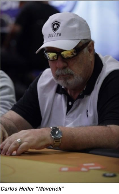 Botafogo de Futebol e Regatas apoyará a jugadores de poker de Brasil