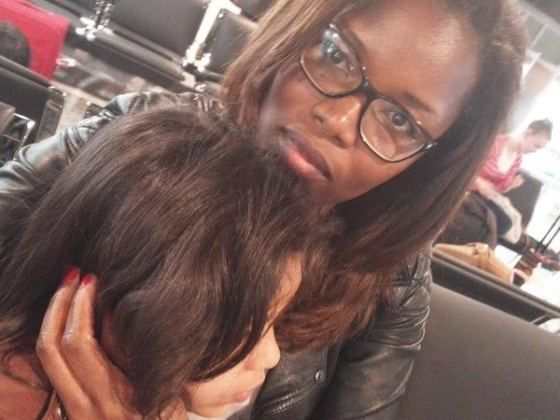 """""""Is this really your mama"""" Belgian airport security asked 8yr-old mixed race girl about her black mother (photos) - http://www.thelivefeeds.com/is-this-really-your-mama-belgian-airport-security-asked-8yr-old-mixed-race-girl-about-her-black-mother-photos/"""