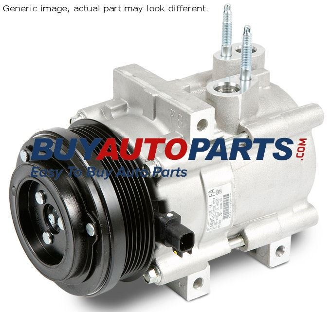How much does an AC Compressor Cost? http://www.buyautoparts.com/howto/how-much-does-a-ac-compressor-cost.htm