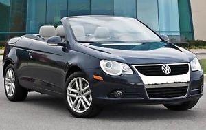 2007 Volkswagen EOS 3.2 CONVERTIBLE/SUN ROOF 2 in 1 City of Montréal Greater Montréal image 1