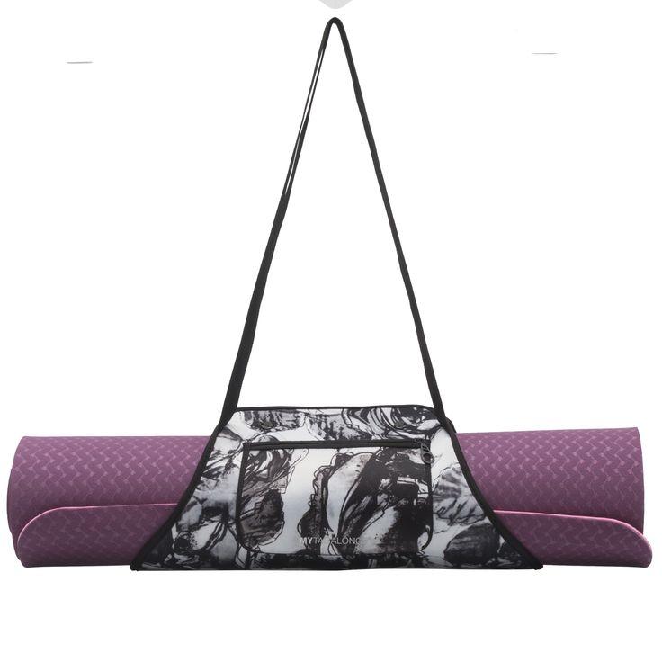 Yoga Mat Carrier - Nouveau Noir