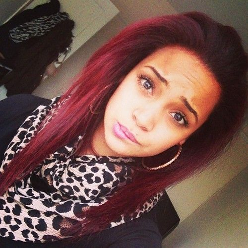 I love this color. African American hair