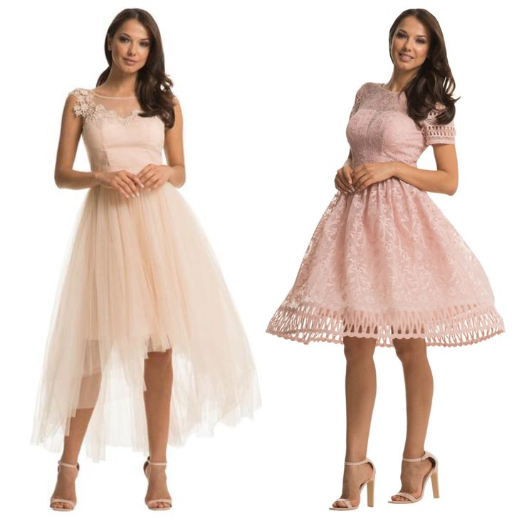 Preciosos vestidos para fin de año en color pastel en stylecloset.co