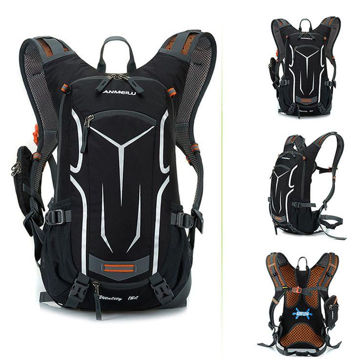 Ultralight Mountain Bike Bag Hydration Pack Water Backpack Cycling Bicycle Bike/Hiking Climbing Pouch + Rain Cover Set