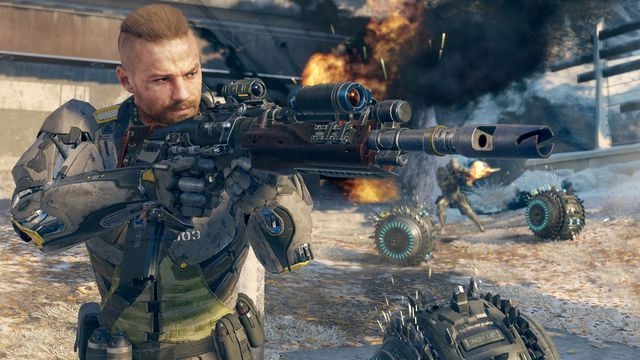 Call of Duty: Black Ops 3 just got a new mode and map
