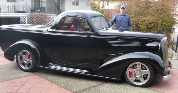 Collector Classics: 1937 General Motors Holden Ute  ||   http://driving.ca/auto-news/news/collector-classics-1937-general-motors-holden-ute?utm_campaign=crowdfire&utm_content=crowdfire&utm_medium=social&utm_source=pinterest