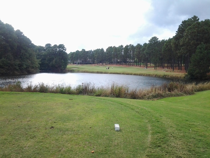 Talamore Golf Club, Resort Course, Southern Pines, North Carolina