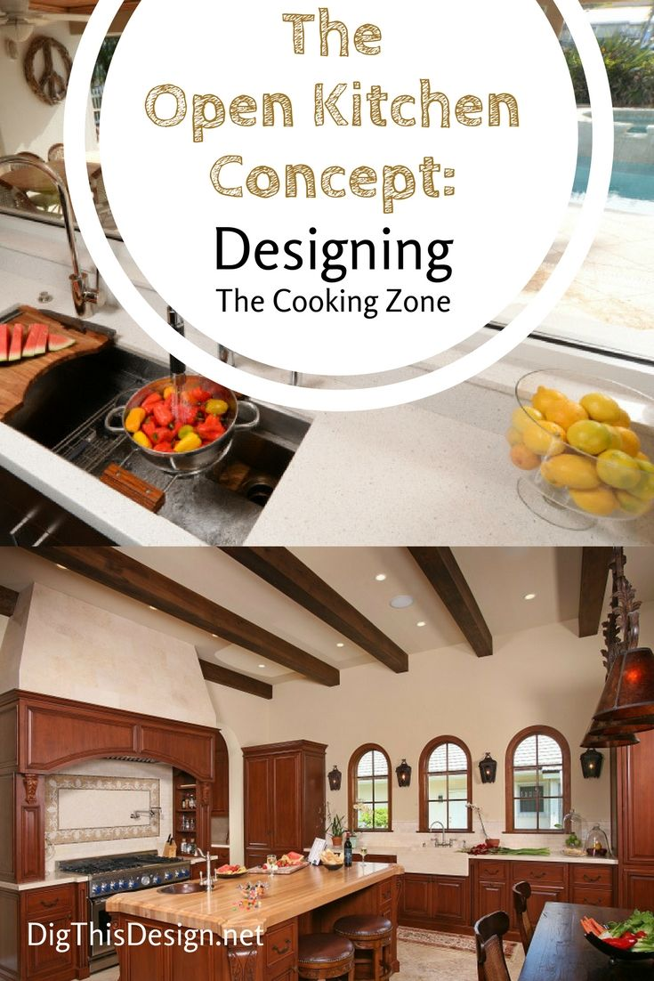 Kitchen Design Ideas And Interior Designer Advice For Planning The Cooking Zone Items Needed At