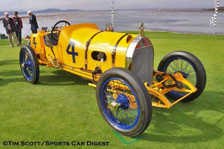 Quad 4 midget racing cars