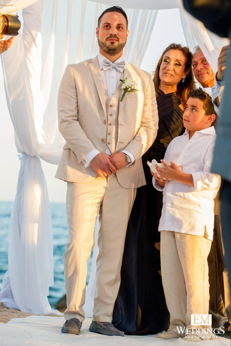 Jewish Wedding at Fiesta Americana, Los Cabos, México. #emweddingsphotography #destinationweddings