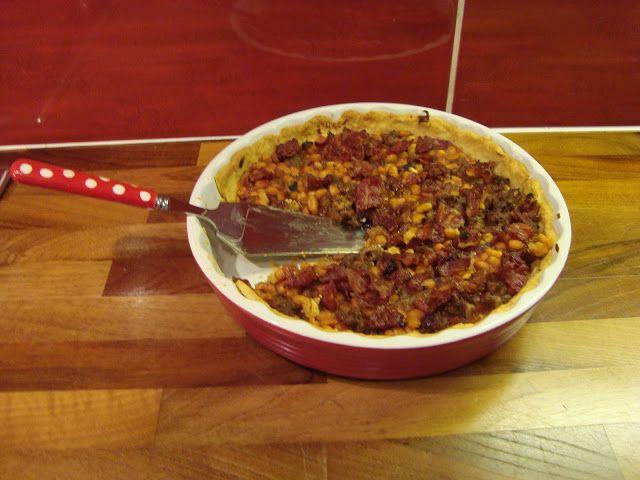 Peggyn pieni punainen keittiö: Walesin tiikerin piiras
